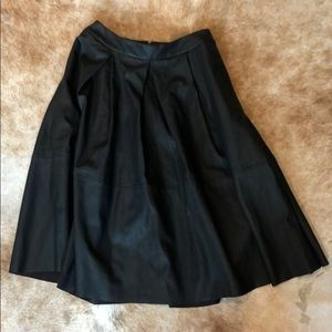 NEW Express Faux Leather skirt!